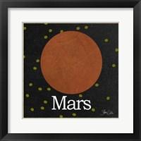 Framed Mars