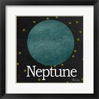 Framed Neptune