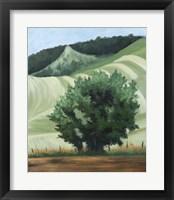 Framed Waitsburg Wheat Country