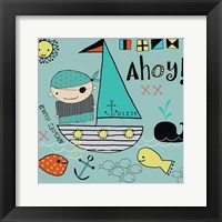 Framed Anchors Away