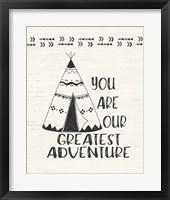 Framed Greatest Adventure