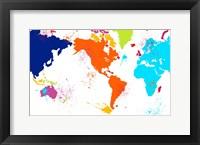 Framed Color Map