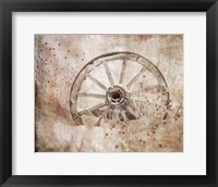 Framed Wagonwheel