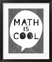 Framed Math is Cool