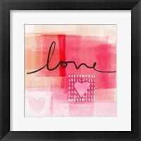 Framed Love I