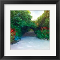 Framed Serenity Path