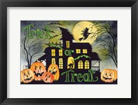 Framed Haunting Halloween Night VI