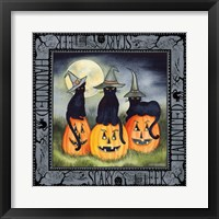 Framed Haunting Halloween Night II