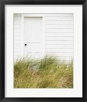 Framed Seaside Doorway