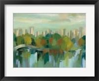 Framed Manhattan Sketches VII