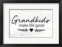 Framed Grandkids