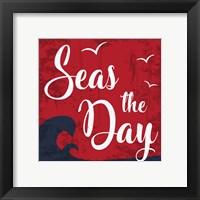 Framed Seas the Day