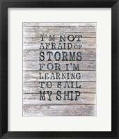 Framed Storms