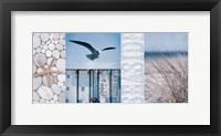Framed Seaside I