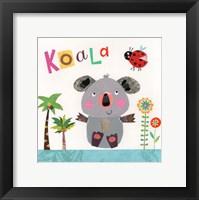 Framed Koala