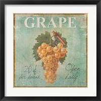 Framed Grape