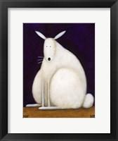 Framed Bunny
