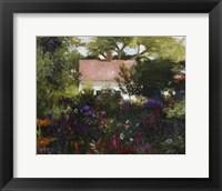 Framed Upper Garden