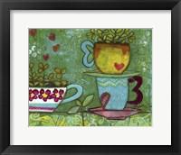 Framed Joy Of Coffee