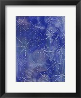Framed Noche Azul