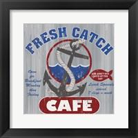 Framed Fresh Catch
