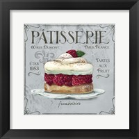 Framed Patisserie 1