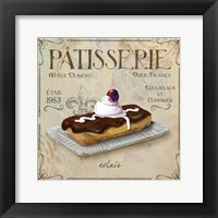Framed Patisserie 3
