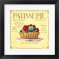 Framed Patisserie 7