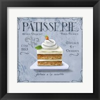 Framed Patisserie 9