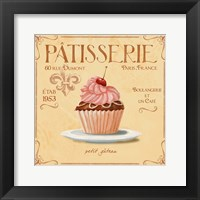 Framed Patisserie 10