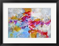 Framed Abstract 5