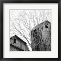 Framed Barn Windows
