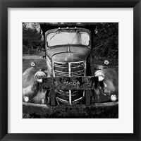 Framed Old Mack