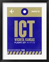 Framed ICT Wichita Luggage Tag II