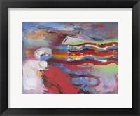 Framed Color Storm Sonata
