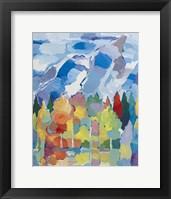 Framed Colorado Composition #2