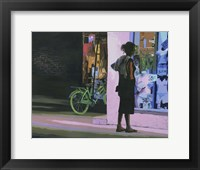 Framed Five Dollar