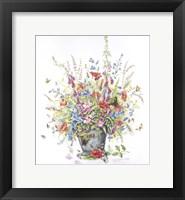 Framed Bouquet For June