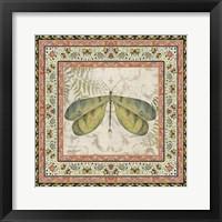 Framed Bohemian Dragonfly