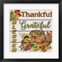 Framed Thanksgiving-H