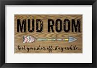 Framed Mud Room-A