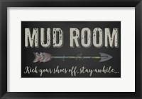 Framed Mud Room-B
