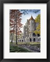Framed Boldt Castle