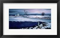Framed Moonrise Symphony