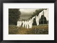 Framed Morning Whites
