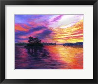 Framed Glorious Color