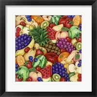 Framed Fruit 1