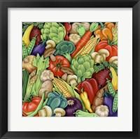 Framed Veggies 1