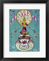 Framed Alice's Dream