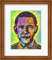 Framed Obama